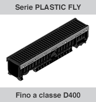 Series Plastic Fly